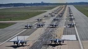 Khám phá những căn cứ quân sự hoành tráng nhất của Mỹ