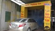 Hệ thống rửa xe tự động 'ngon, bổ, rẻ' made in Vietnam