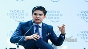 Bộ trưởng 'soái ca' của Malaysia chia sẻ về công nghệ 4.0