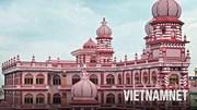 Ngất ngây với 'nhà thờ kẹo ngọt' siêu độc đáo ở Sri Lanka