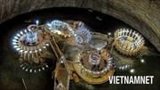 Khám phá công viên ngầm trong mỏ muối lâu đời nhất thế giới ở Rumani
