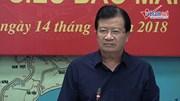 Bão Mangkhut ảnh hưởng đến 27 tỉnh, thành phố