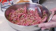 Ghé thăm trang trại sản xuất côn trùng làm thức ăn đầu tiên tại London