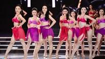 'Bỏng mắt' với phần thi bikini của Top 25 người đẹp HHVN 2018