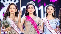 Người đẹp 18 tuổi Trần Tiểu Vy giành ngôi Hoa hậu Việt Nam 2018