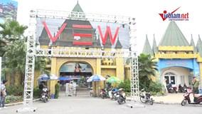 Phong tỏa hiện trường, điều tra vụ 7 người chết sau lễ hội âm nhạc ở HN