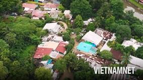 Thăm ngôi làng cuối cùng 'lọt thỏm' trong lòng 'con rồng châu Á' Singapore