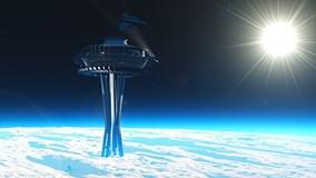 Nhật Bản chuẩn bị thử nghiệm thang máy đưa con người lên thẳng vũ trụ