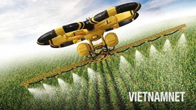 Nền nông nghiệp của những 'Robot nông dân'