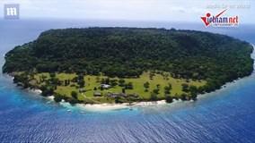 Lataro - Hòn đảo thiên đường được rao bán với giá 10 triệu USD
