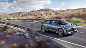 Ô tô điện Jaguar I-Pace chạy từ Anh sang Bỉ chỉ sạc một lần