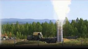 Nga đưa 'rồng lửa' S-300 đến Syria