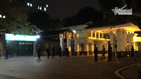 Hà Nội tăng cường công tác an ninh phục vụ lễ tang Chủ tịch nước