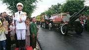 Linh cữu Chủ tịch nước Trần Đại Quang về đến quê nhà Ninh Bình