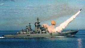Top 3 tàu chiến 'khủng' nhất hành tinh, xứng danh 'quái vật biển'