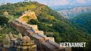 Khám phá 'Vạn Lý Trường Thành' Kumbhalgarh -  Pháo đài bí ẩn nhất Ấn Độ