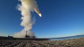 Sức mạnh tên lửa K-300P Bastion-P của Nga ở Bắc Cực