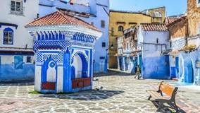 Khám phá những thành phố 'nhuộm màu' sặc sỡ nhất thế giới