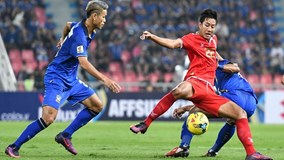 Xem Thái Lan đè bẹp Myanmar, tranh ngôi vô địch AFF Cup với Indonesia