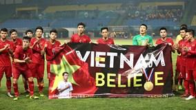 U23 Việt Nam chiếm áp đảo danh sách đội tuyển dự AFF Cup 2018