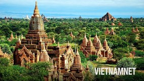 Khám phá cố đô linh thiêng bậc nhất Myanmar với hơn 2.000 ngôi đền cổ