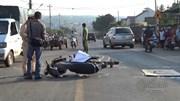 Xác định tài xế xe tải cán trung úy quân đội tử vong rồi tháo chạy