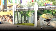 Hà Nội cổ kính đẹp mê mẩn qua 'phố bích họa' trên đường Phan Đình Phùng