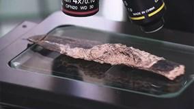Tìm thấy con dao cổ đại hơn 90.000 năm tuổi