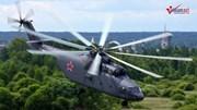 Khám phá Mi-26 siêu trực thăng nặng và mạnh nhất thế giới