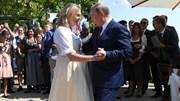 Xem Putin nhảy cuồng nhiệt trong bữa tiệc