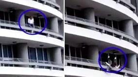 Mải chụp ảnh tự sướng, người phụ nữ trượt chân ngã từ tầng 27 xuống tử vong