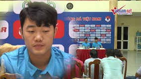 Xuân Trường trả lời về dấu hỏi phong độ trước AFF Cup 2018