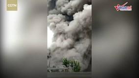 Nổ khí ga ở mỏ than, 5 người thiệt mạng
