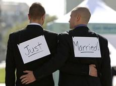 Những đám cưới đồng tính nổi tiếng gây sốt nhất Châu Á