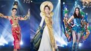 Top 12 trang phục dân tộc xuất sắc nhất  tại Miss Grand International 2018