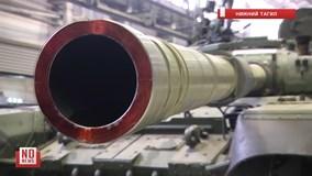 Cận cảnh xe tăng T-90 Việt Nam bên trong nhà máy Nga