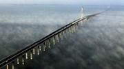 Trung Quốc thông cầu vượt biển dài nhất thế giới