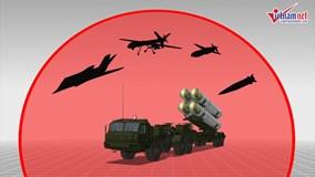 Vì sao Mỹ kinh sợ 'Rồng lửa' S-400 của Nga