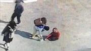 Người phụ nữ ngang nhiên lấy tiền của người ăn xin khuyết tật giữa phố