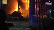 Trực thăng của ông chủ Leicester City rơi, bốc cháy thảm khốc