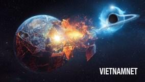 Số phận bi thảm của Trái đất khi 'chạm mặt' các siêu hố đen vũ trụ