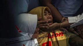 Toàn bộ hành khách trên máy bay rơi xuống biển ở Indonesia thiệt mạng
