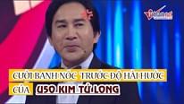 Cười banh nóc trước độ hài hước của 'vựa muối quốc dân' U50 Kim Tử Long