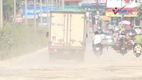 Vì sao con đường 2km ở Hà Nội thi công gần 1 thập kỷ chưa xong?