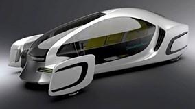 Nhật chế tạo thành công xe oto từ nhựa 'nhẹ như lông hồng', an toàn số 1