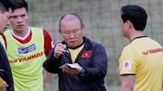 HLV Park Hang-Seo lại gây bất ngờ khi chốt danh sách dự AFF Cup