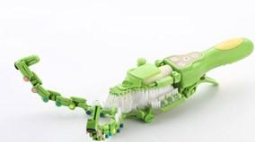 Máy rửa bát siêu nhỏ gọn chạy bằng pin cho người lười việc nhà