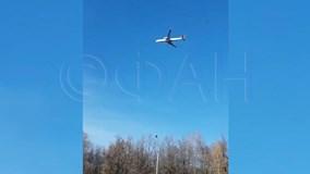 Máy bay Nga 'dừng giữa trời' khiến cộng đồng mạng tranh cãi