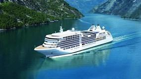 Khám phá tàu du lịch 'khủng' 500 triệu USD chỉ dành cho giới nhà giàu