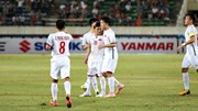 Highlight Lào 0-3 Việt Nam: Công Phượng, Quang Hải trình diễn ấn tượng